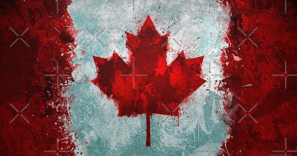 Canada - Magnaen Flag Collection 2013 by GrizzlyGaz