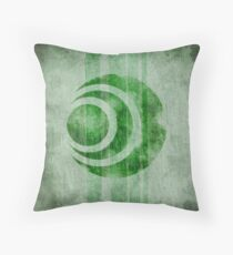 Legend of Zelda - Farore's Pearl Weathered Throw Pillow
