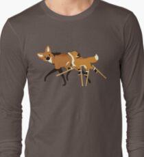 Stilts Fox Long Sleeve T-Shirt