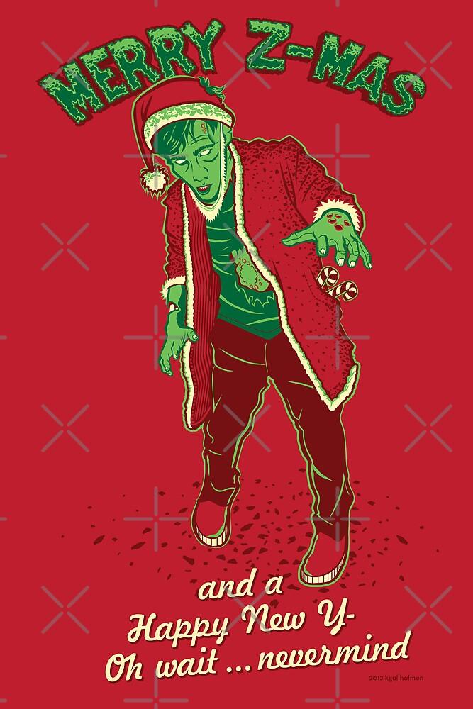 Merry Z-Mas by kgullholmen