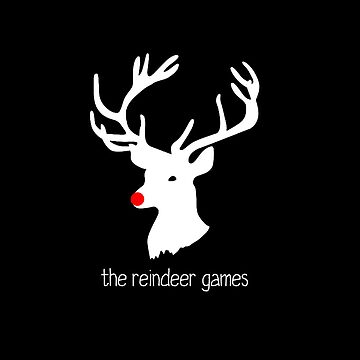 The Reindeer Games (white) by MrPeterRossiter