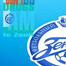 """FC """"Zenit"""" - ФК """"Зенит"""" by Dmitri Matkovsky"""