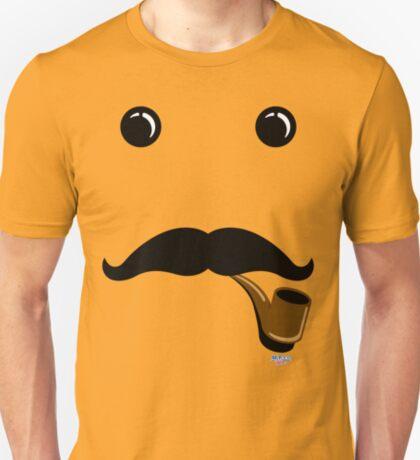 Mustache & Pipe Tee T-Shirt