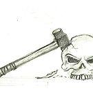 Broken Skull by hasanabbas