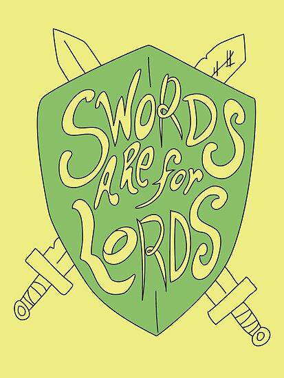 Swords by Gillian J.