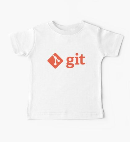 Git - Red logo Kids Clothes