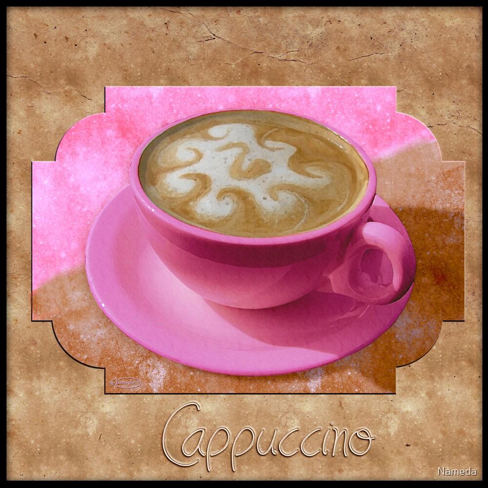 Caffè d'Italia - Cappucino by Nameda