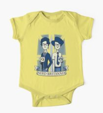 Nerd Britannia Kids Clothes