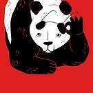 Panda Glasses by obinsun
