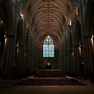 York Minster by JLaverty