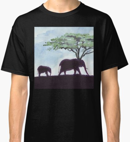 Africa's Grandest Animal Classic T-Shirt
