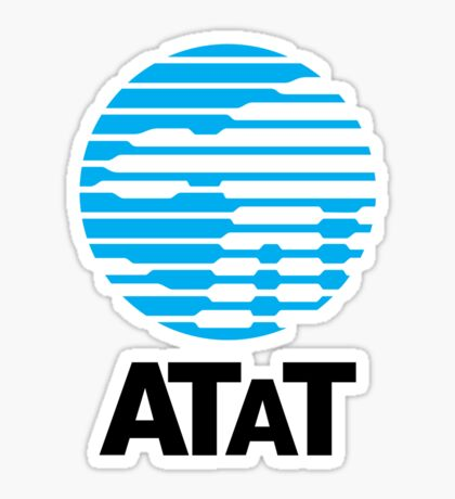 ATaT Sticker
