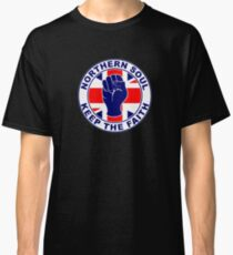 Classic Northern Soul Keep the Faith Classic T-Shirt