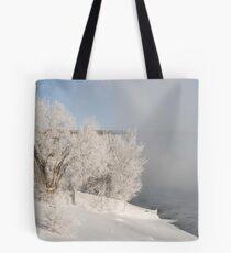 North Saskatchewan River, Canada Tote Bag