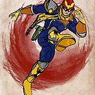 Captain Falcon by BradBailey