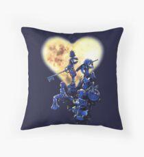 Kingdom Hearts Throw Pillow