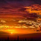 Maui Sunset  - 11/26/12 #1 by NealStudios