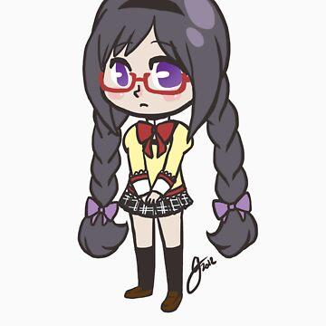 Homura Akemi School Uniform ver. 1 by gtooth