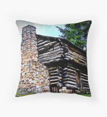 Fort Witten Throw Pillow