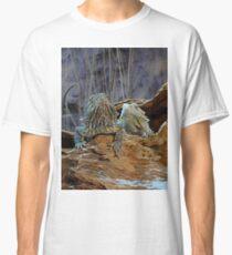 Two curious lizards Classic T-Shirt