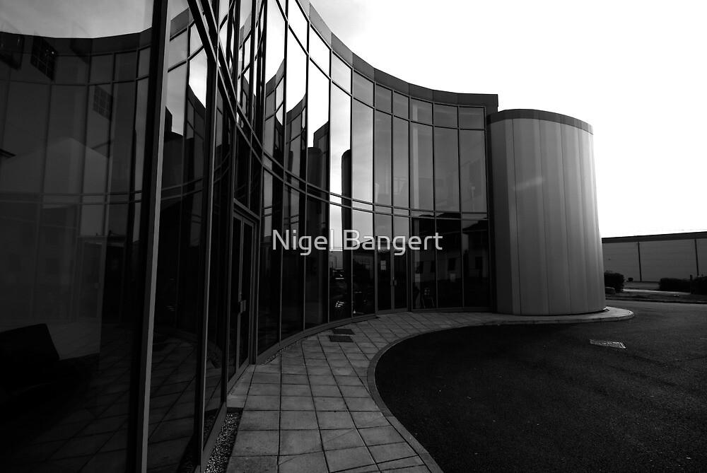 Office by Nigel Bangert