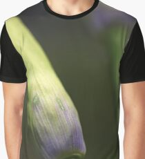 Agapanthus Bud Delight  Graphic T-Shirt
