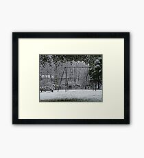 Time Conquers Framed Print