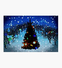 Christmas comes but once a year. Photographic Print