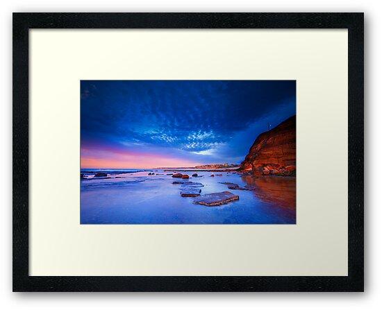 Susan Gilmore / Bar Beach by Andy Gock