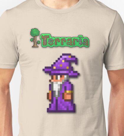 Terraria Wizard Unisex T-Shirt