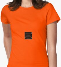 Vos facettes. Women's Fitted T-Shirt