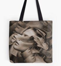 Unnatural selection_sepia Tote Bag