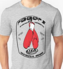 usa warriors boxer by rogers bros Unisex T-Shirt