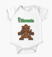 Terraria Golem One Piece - Short Sleeve