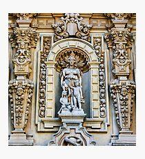 Museum Façade Photographic Print