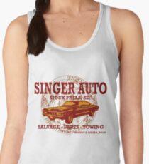 SINGER AUTO Women's Tank Top