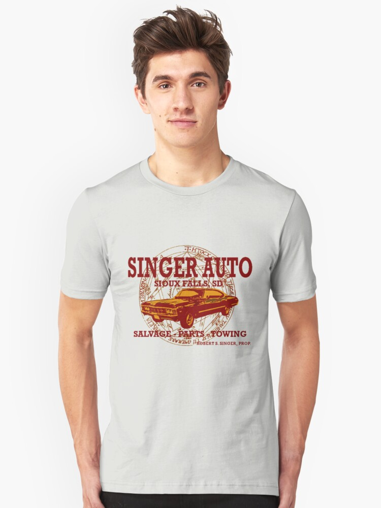 SINGER AUTO by Dancing In The Graveyard