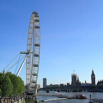 London Eye by BFN1978