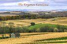 The Forgotten Farmhouse - Calendar Cover by Gene Walls