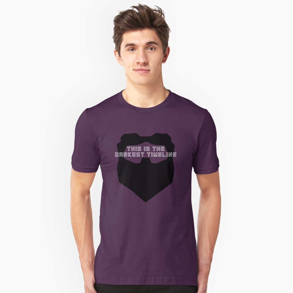 This Is The Darkest Timeline Unisex T-Shirt Front