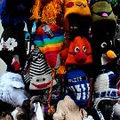 Canterbury - Market Stall - Hats by rsangsterkelly