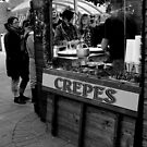 Canterbury - Christmas Market - Crepes by rsangsterkelly