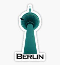 Berlin Berlin i love Berlin Sticker