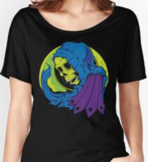 Skeletor Women's Relaxed Fit T-Shirt