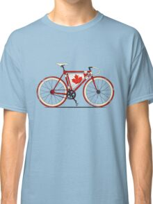 Love Bike, Love Canada Classic T-Shirt