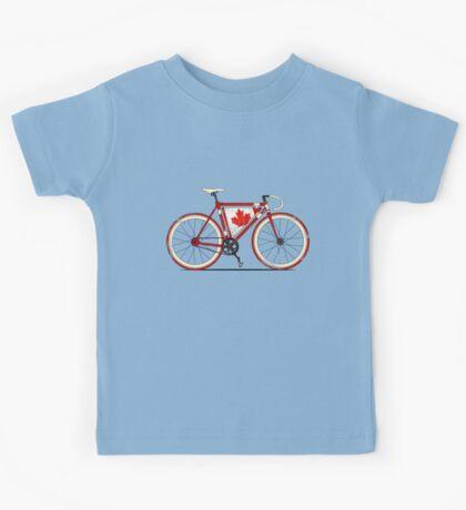 Love Bike, Love Canada Kids Clothes