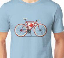 Love Bike, Love Canada Unisex T-Shirt