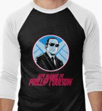 Coulson Lives Men's Baseball ¾ T-Shirt