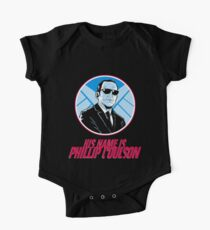 Coulson Lives One Piece - Short Sleeve
