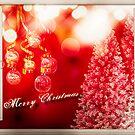 Merry Christmas everyone by Kym Howard
